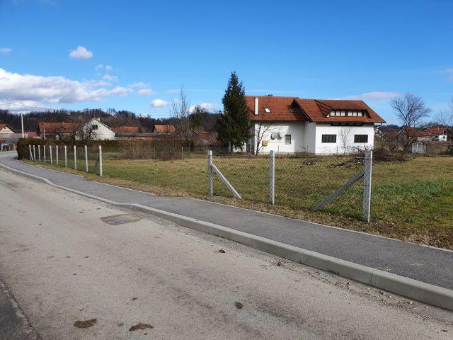 Donja Stubica, gradilište na prodaju