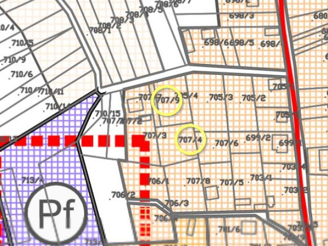 Poznanovec, zemljište 1255 m2