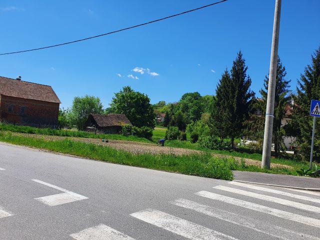 Zabok, gradilište 795 m2, 25.000 eur