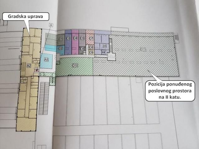 Poslovni prostor: Zabok, uredski, od 50m2 do 900 m2
