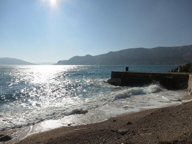Lepa, mirna lokacija, panoramski pogled na morje