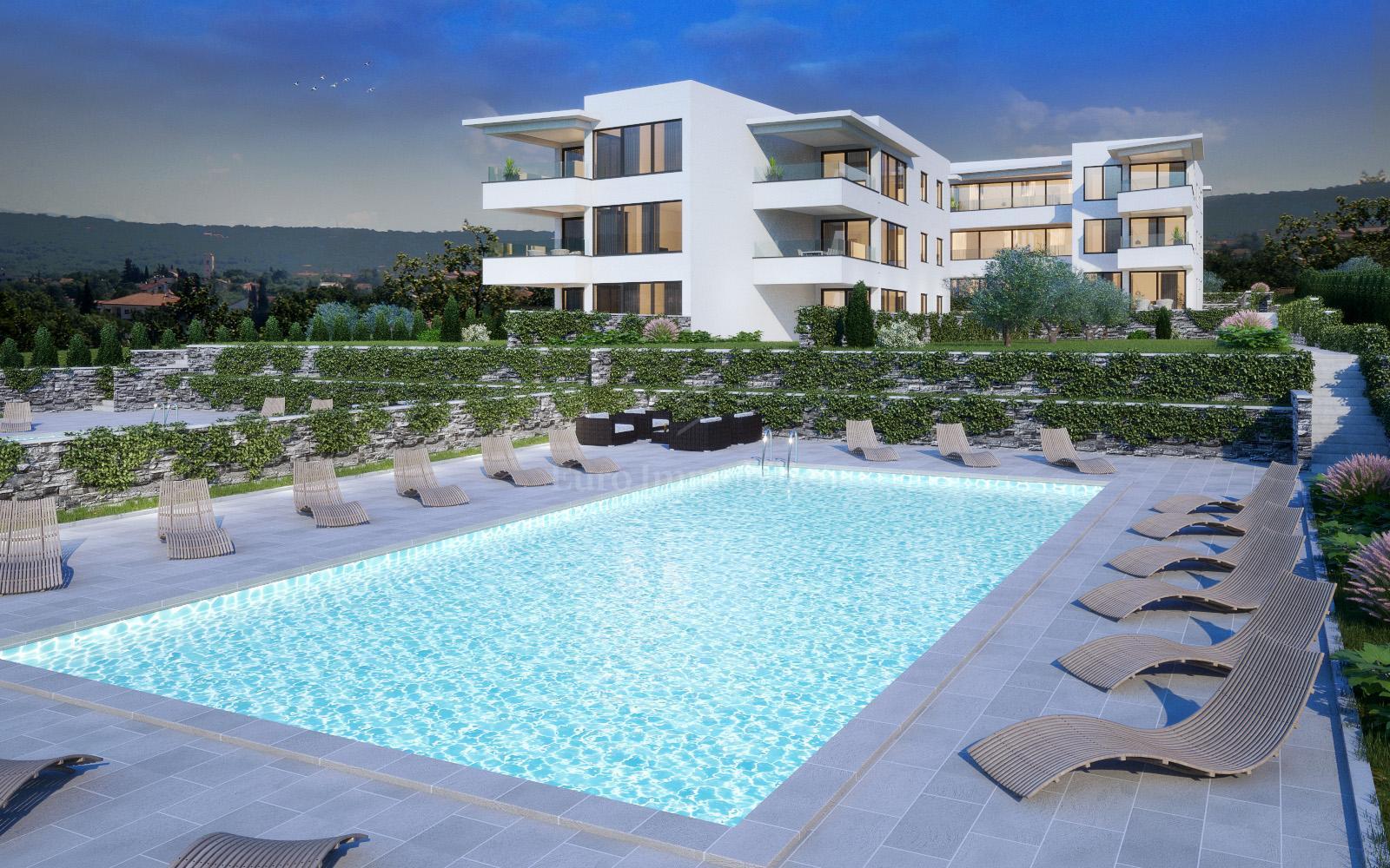 Luksuzni apartman na najpoželjnijoj lokaciji otoka Krka