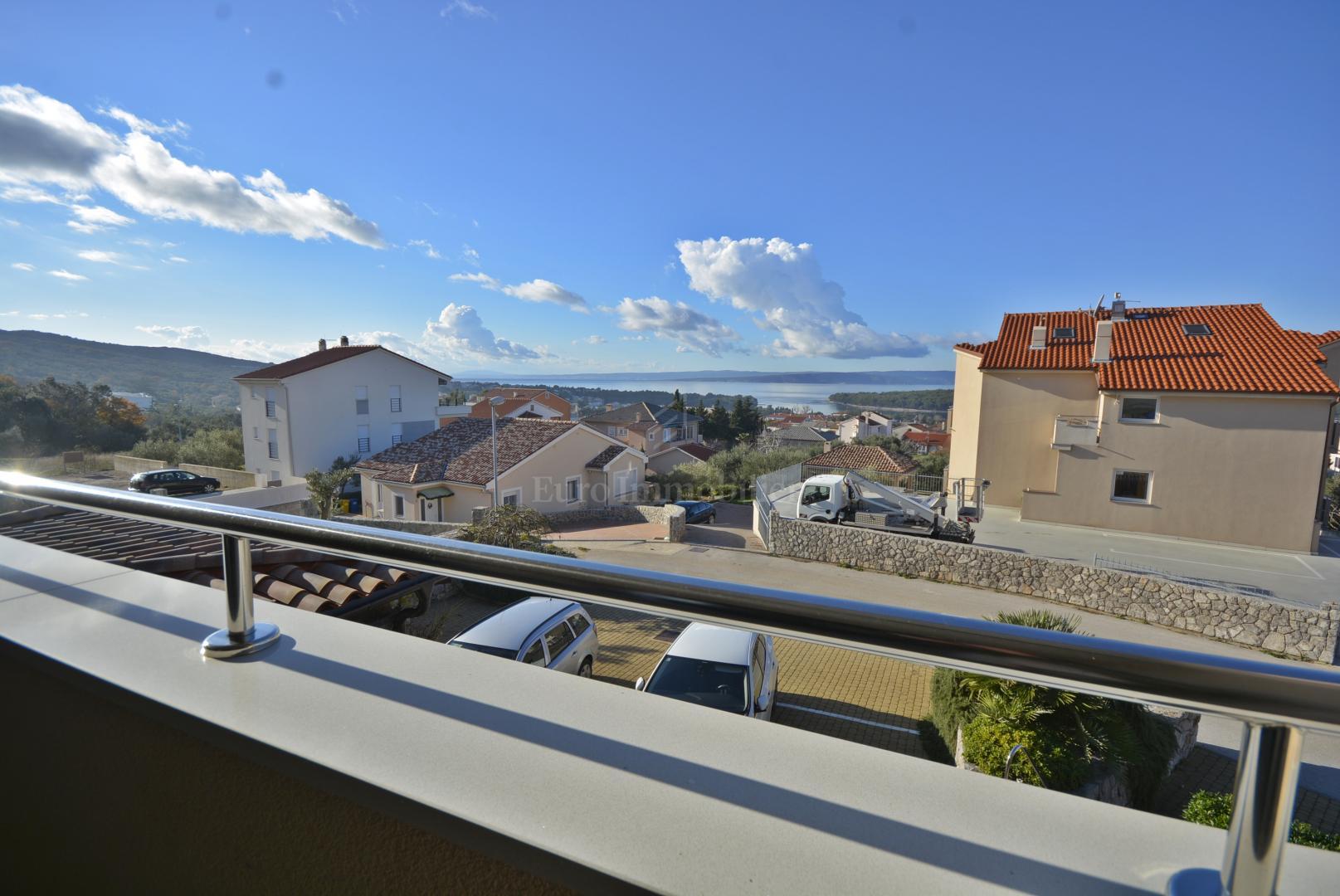 Komforan apartman s pogledom na more