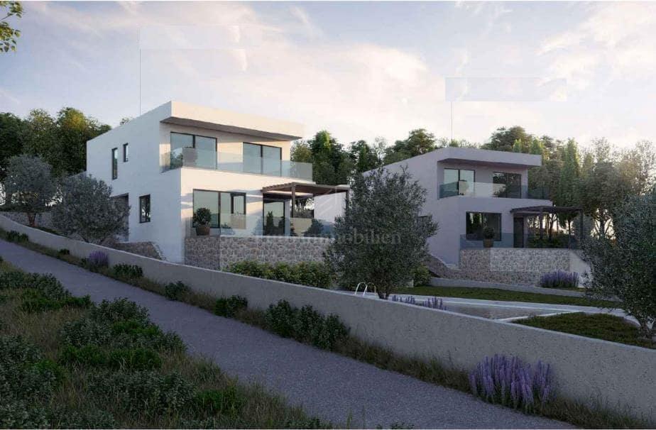 Moderna villa s prekrasnim pogledom na more