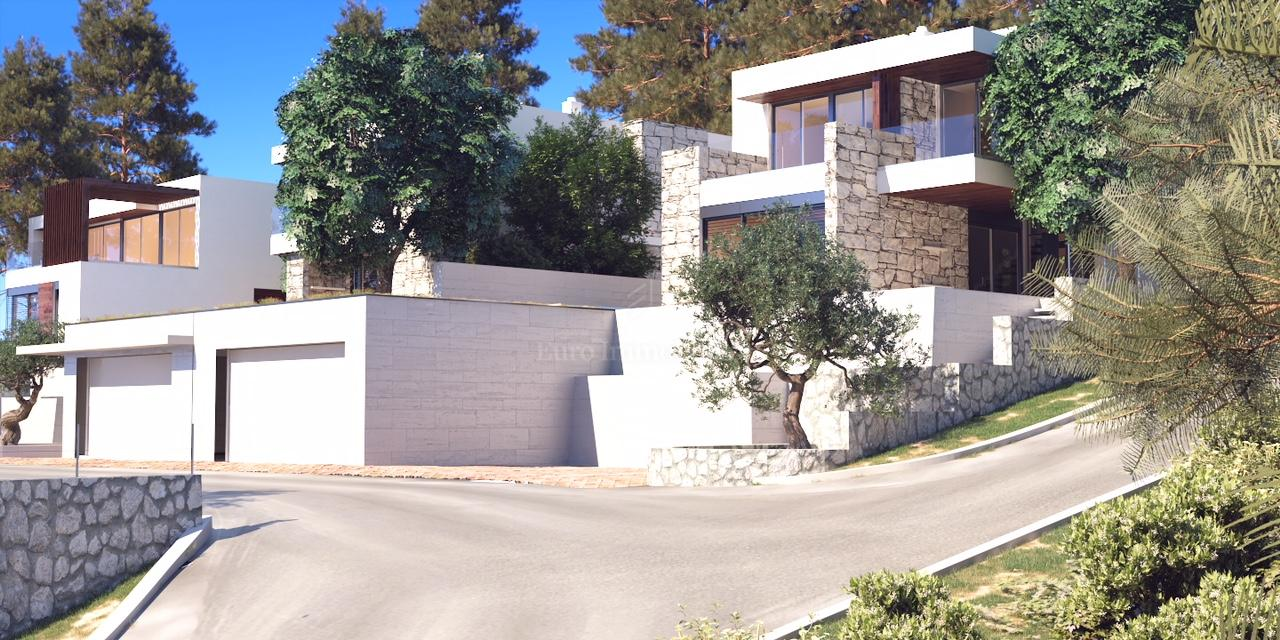 Exclusive villas! Quiet location in Crikvenica