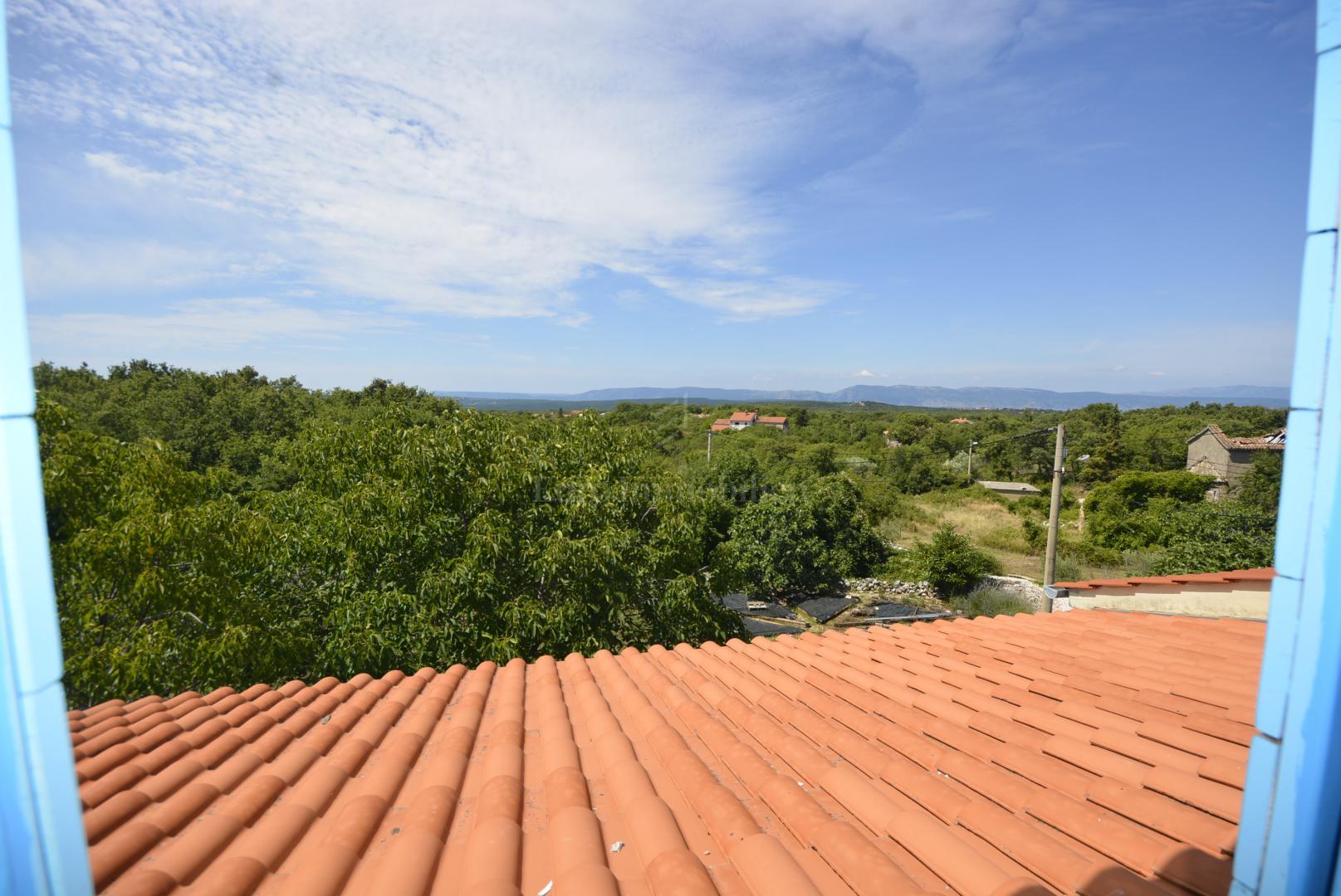 Eko kuća sa otvorenim pogledom na prirodu!