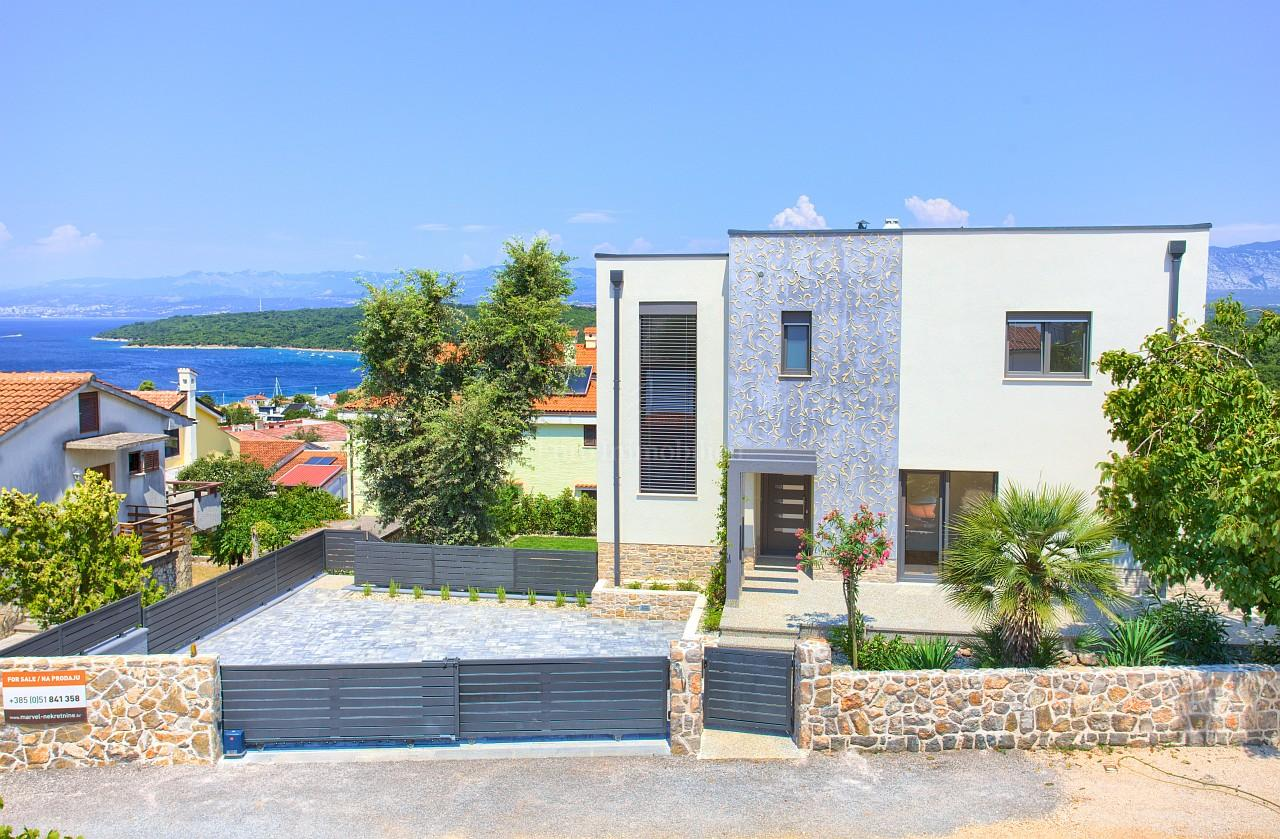 Luksuzna villa s panoramskim pogledom na more