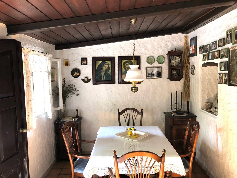 Rustikalna obiteljska kuća s uređenom okućnicom