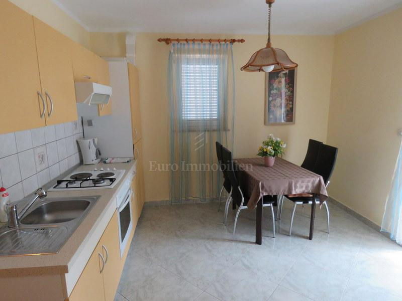 Ground floor apartment in Rabac