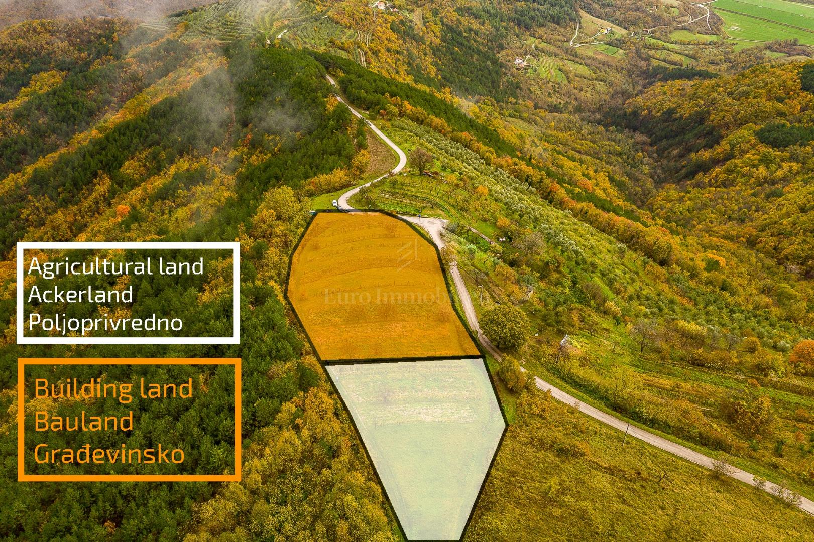 Building land in a great location!
