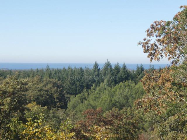 Građevinsko zemljište sa pogledom na more