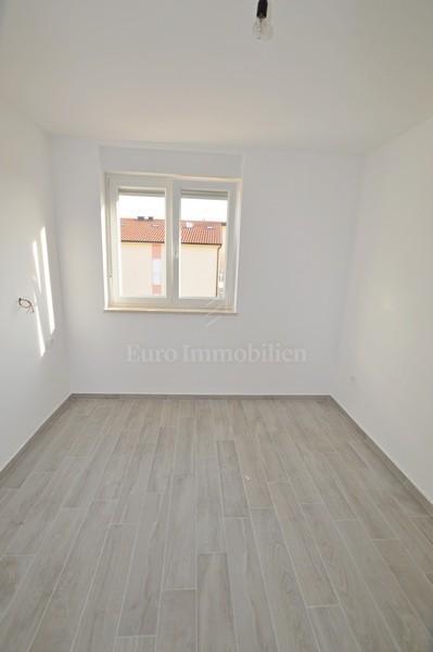 Novi stan sa predivnim pogledom na Novigrad, Istra