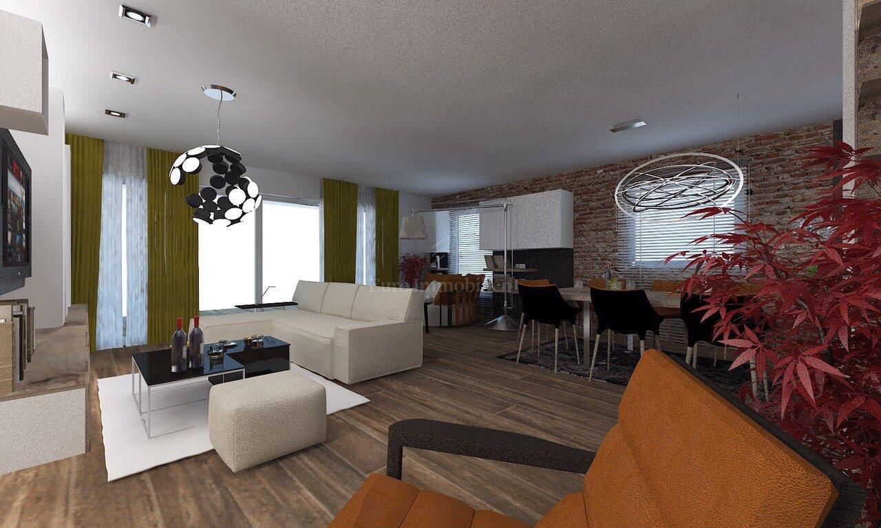 Opatija, dvosobni stan s dnevnim boravkom, 77 m2, novogradnja