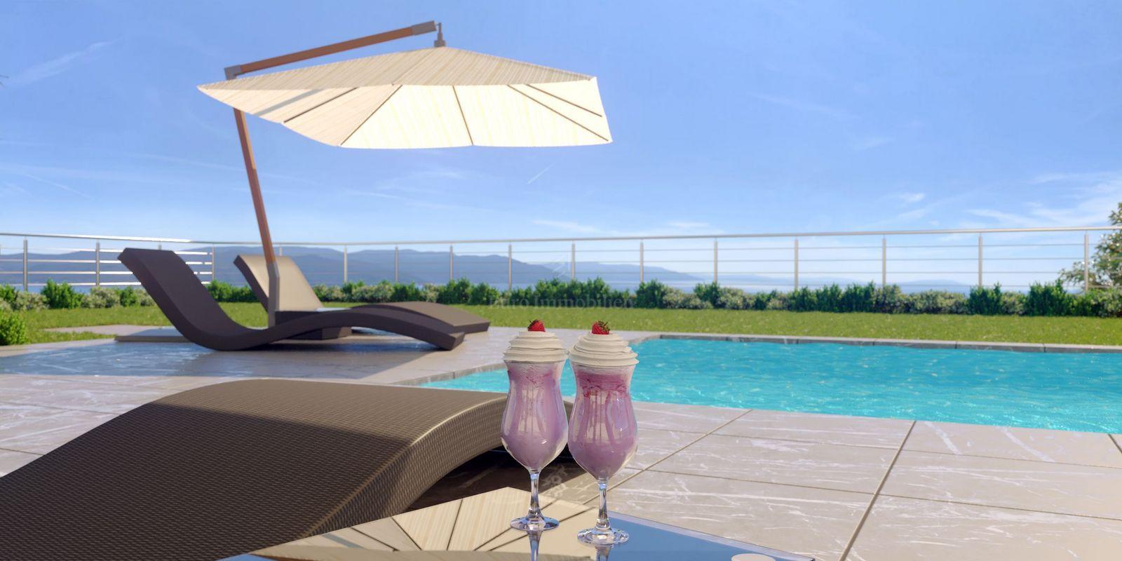 Luksuzna Vila na izuzetnoj lokaciji s otvorenim pogledom na more