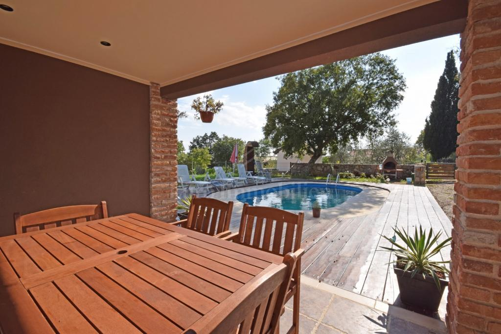 Detached house of 120 m2 with a garden