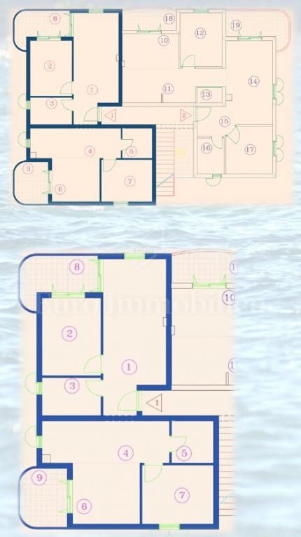Apartman u prizemlju nove apartmanske vile