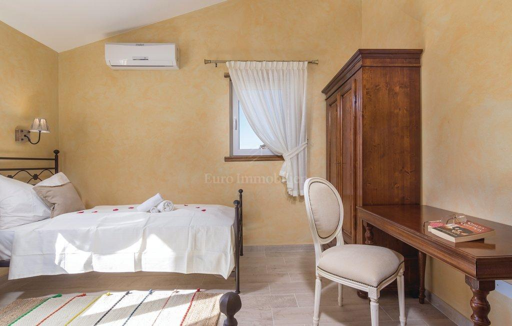A traditional Istrian villa that exudes a special charm