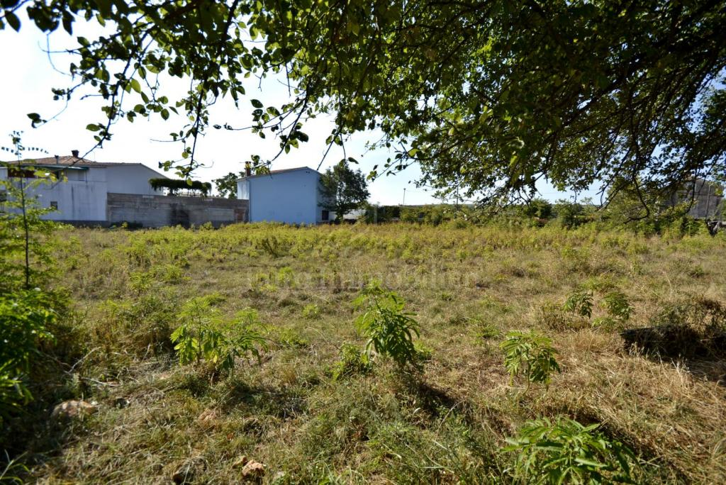 An attractive building plot of 3873 sqm