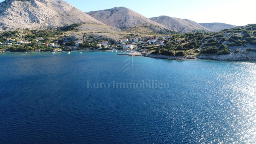 Building land first row to the sea ideal for investment