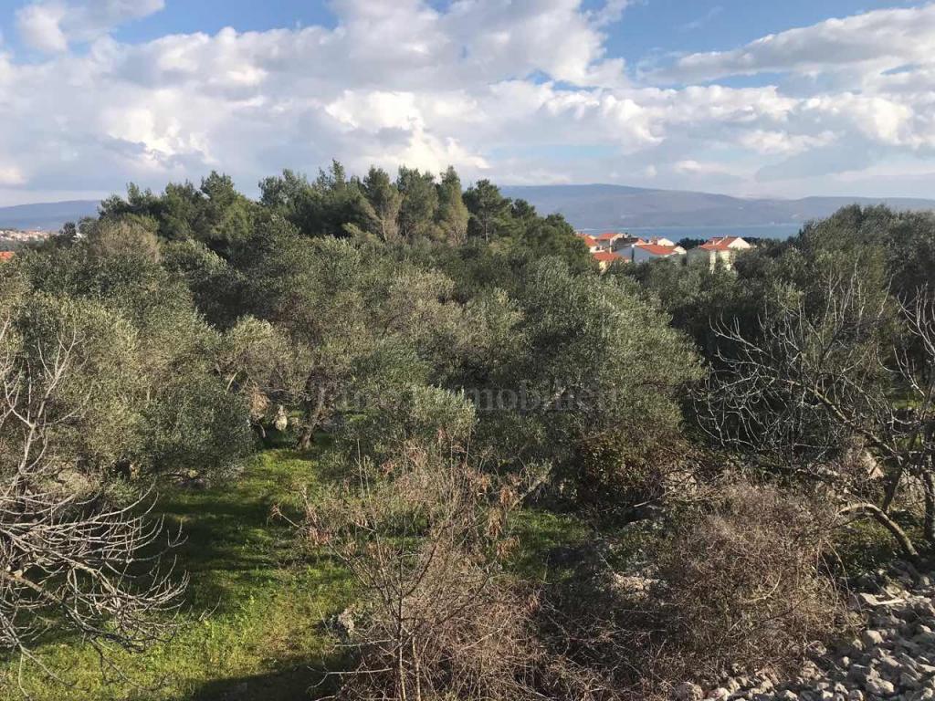 Terreno edificabile per investimento nella città di Krk