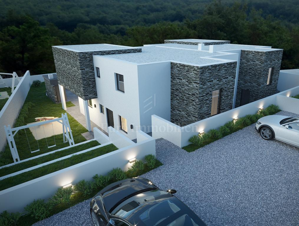 Luksuzna moderna villa idealna za turističku namjenu