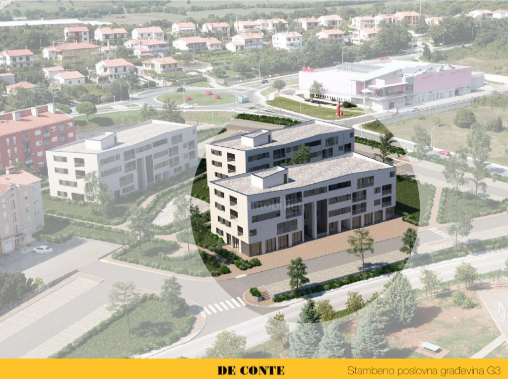 NUOVA COSTRUZIONE in costruzione! Appartamento al primo piano 76,58 m2