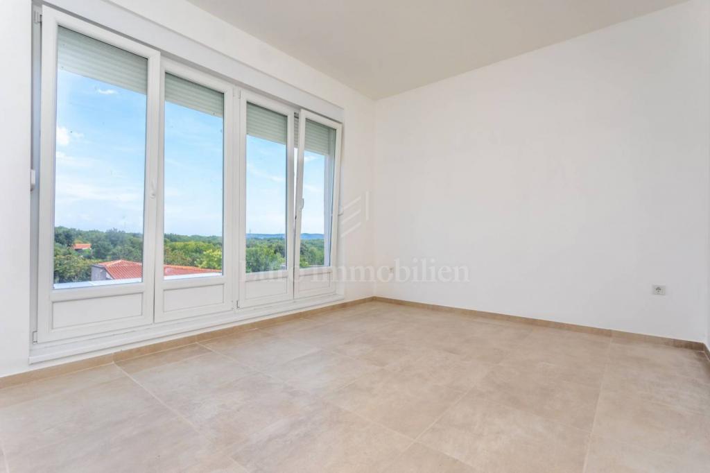 Apartment mit schönem Meerblick! Rund um die Stadt Krk!