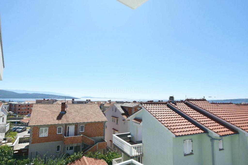 Moderan apartman s otvorenim pogledom na more