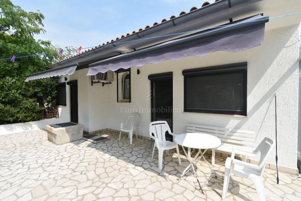 Kuća prvi red do mora-rijetkost na tržištu !Otok Krk