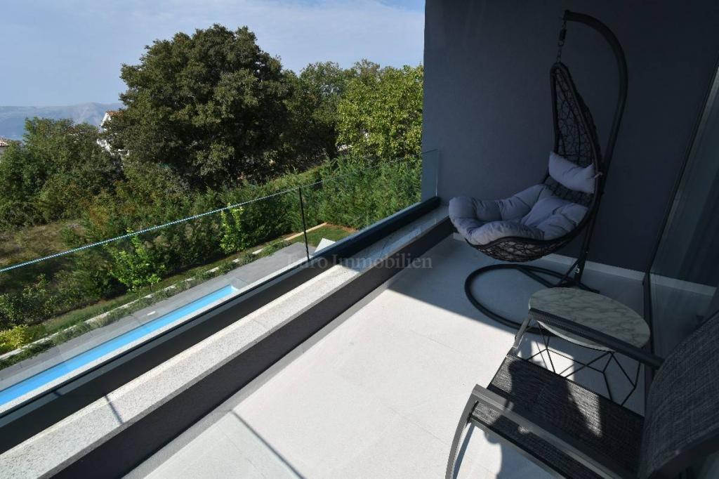 Jedinstveni projekt kuće s otvorenim pogledom na more