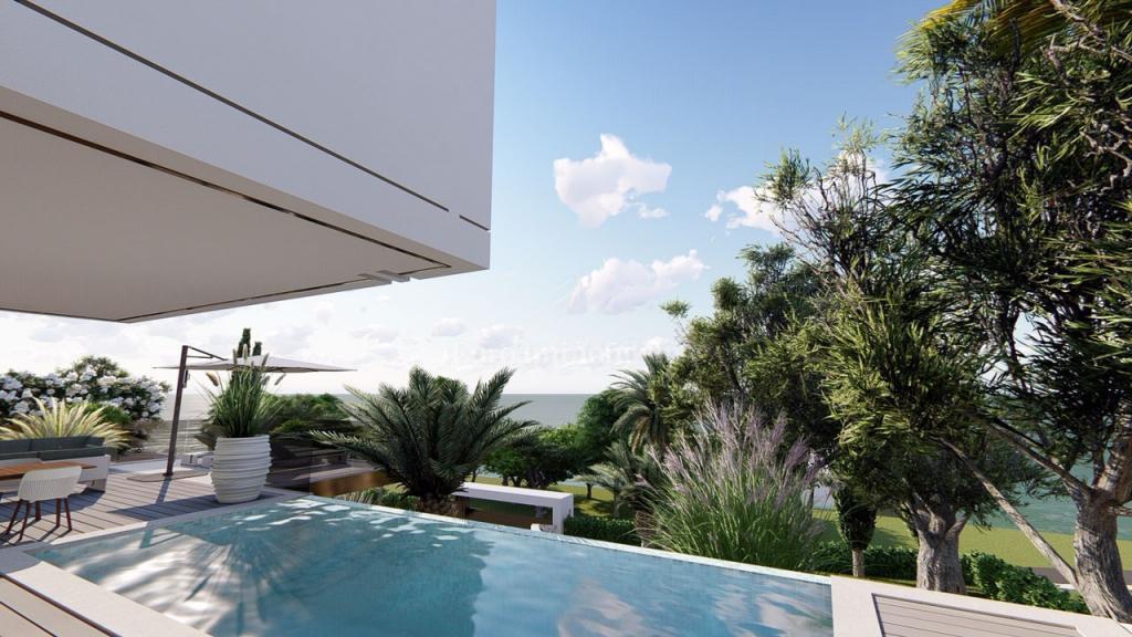 Ičići, vila s bazenom i pogledom na more!