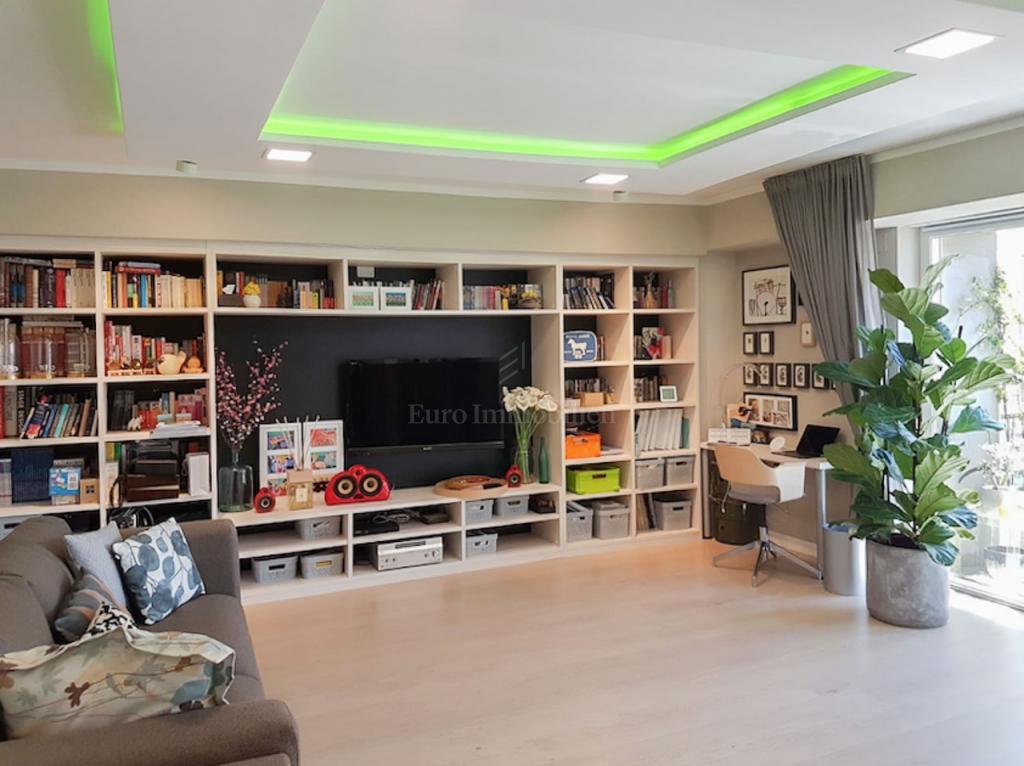 Belveder, jednosobni stan s dnevnim boravkom, 58 m2