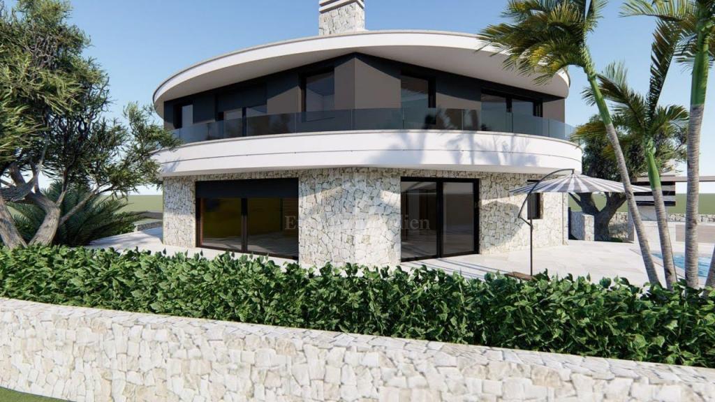 Bubani-Istra, novoizgrađena kuća s bazenom!