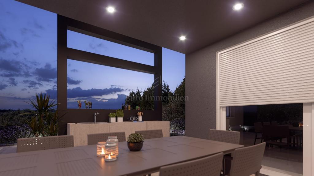 Luksuzna vila modernog dizajna