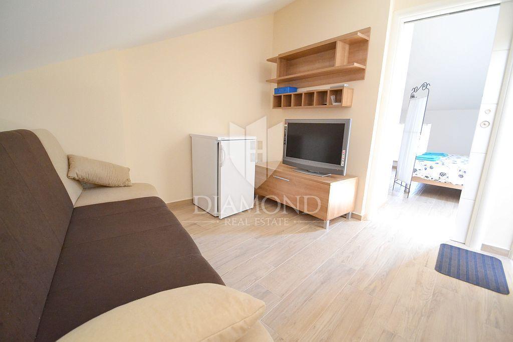 Appartamento Nel Centro Di Cittanova Con Terrazza Sul Tetto