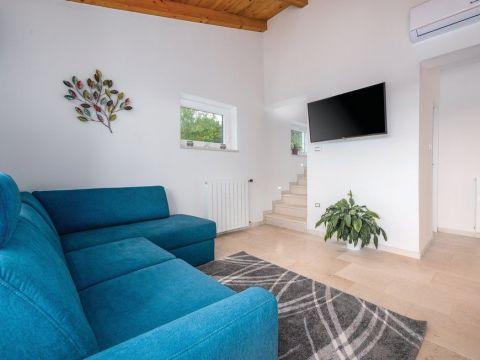 Žminj, okolica kuća za odmor na velikom imanju