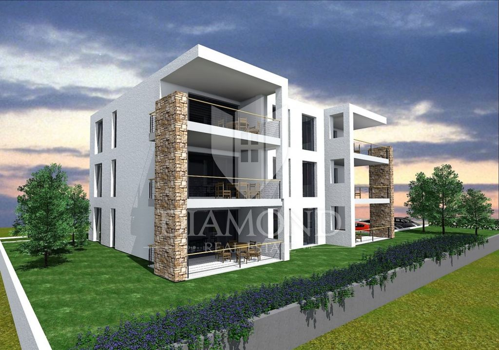UMAG, modern two bedroom apartment with garden of 135m2