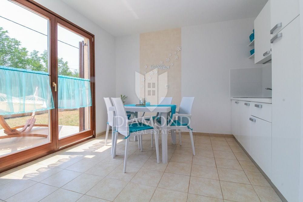 New house near Umag and border with Slovenia
