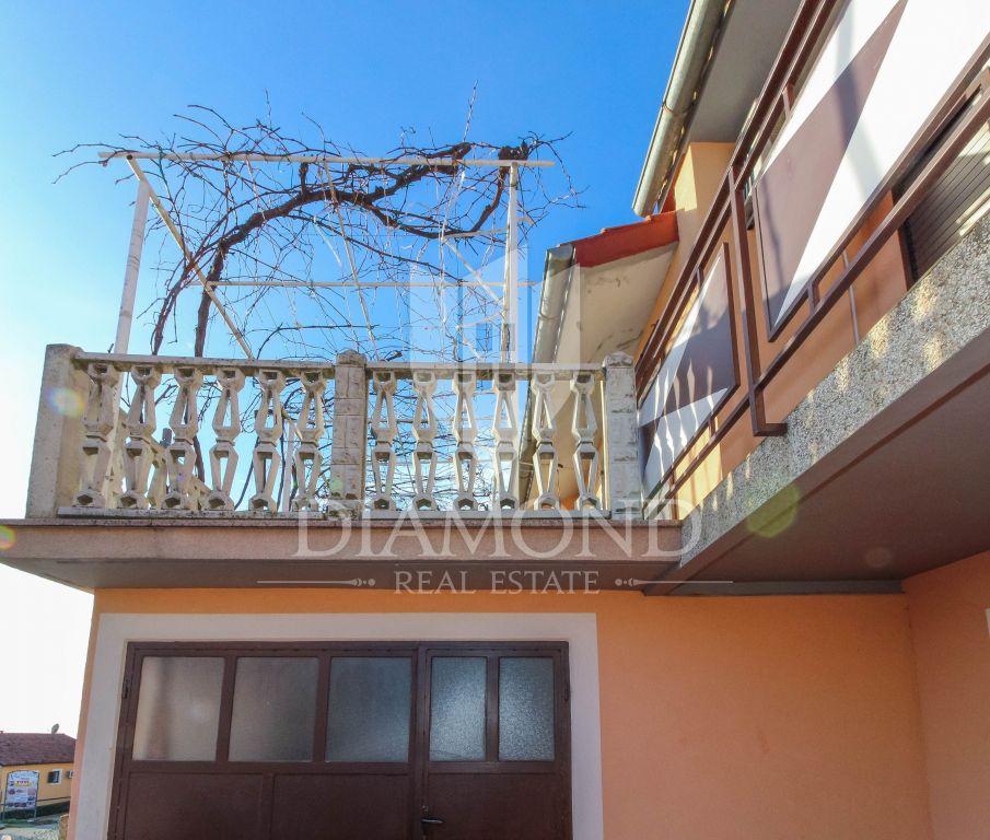 Freistehendes Haus, Meerblick von der Terrasse