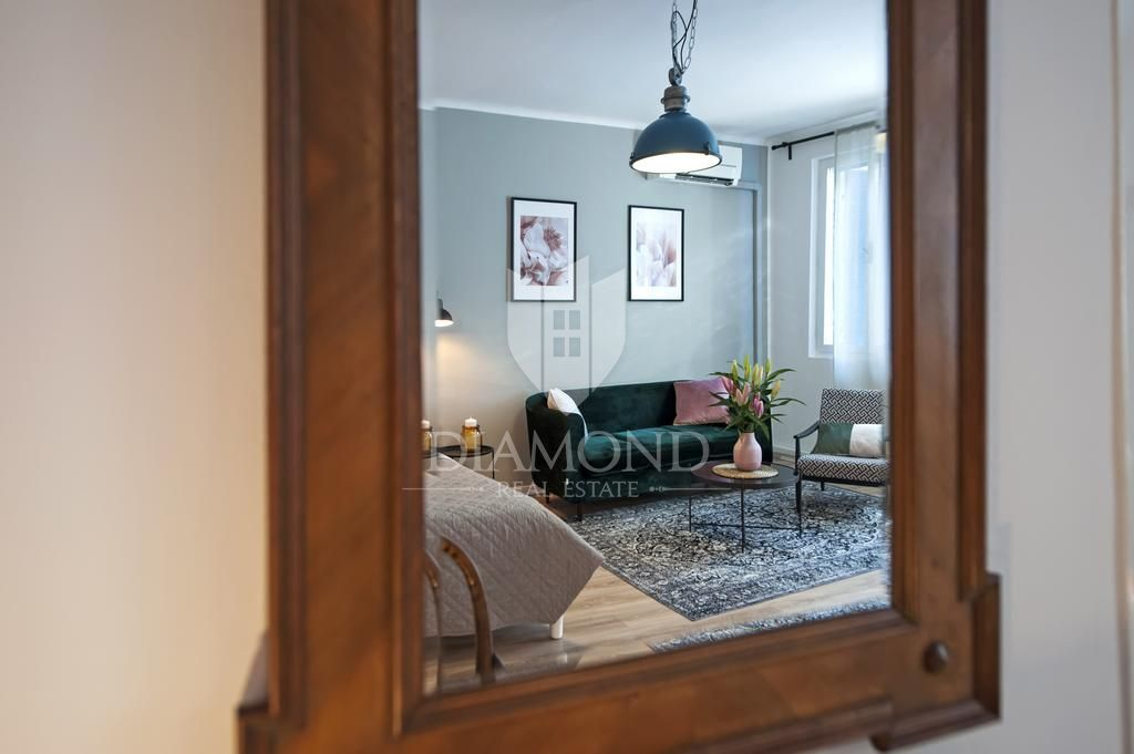 Rovinj, renovated apartment in the old town