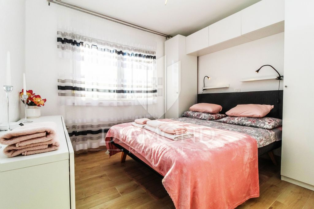 Umag, modern apartment in the center of the city