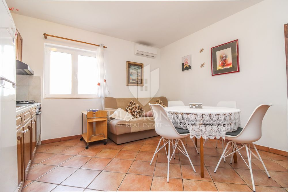 Rovinj, apartment 800m from the beaches
