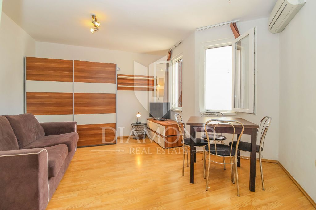 Poreč area, practical apartment near the beach