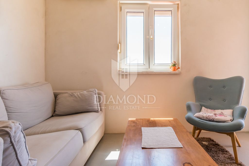 Opportunity! Apartment with sea view in Novigrad