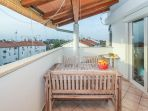 Poreč Apartment 300 meters from the sea 4 rooms