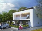Parenzo, appartamento con giardino in nuova costruzione
