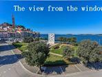 Rovinj, apartment by the sea