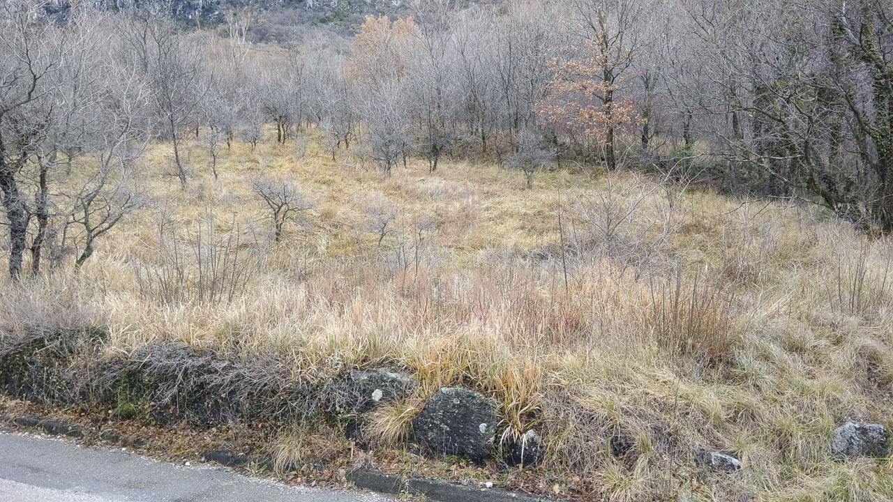 Bribir, građevinsko zemljište 450 m2 + poljoprivredno 220 m2