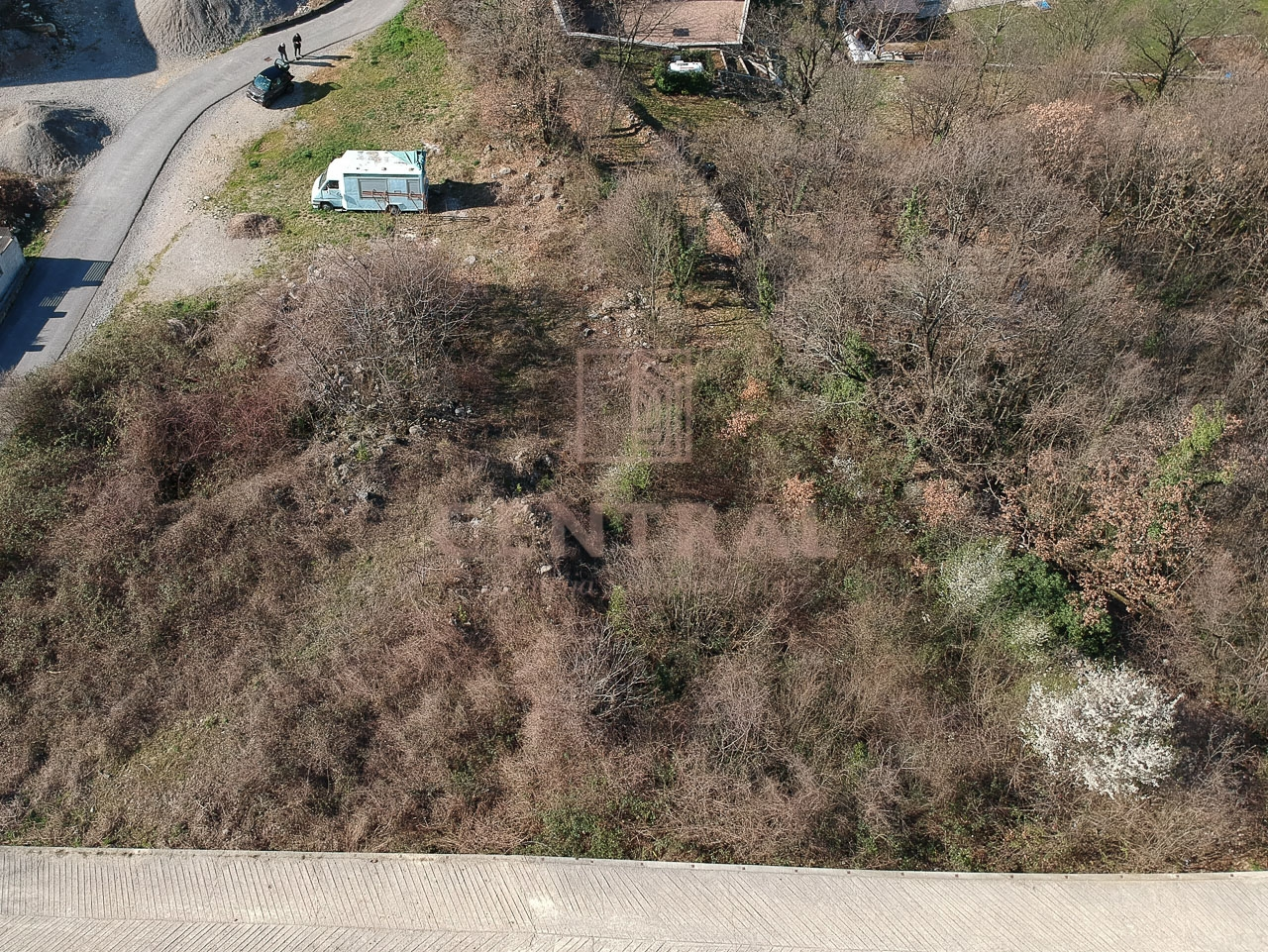 Rubeši, građevinsko zemljište 1.979 m2