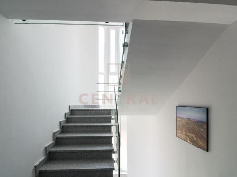 Čižići, otok Krk, dvosobni stan s dnevnim boravkom, 70,77 m2